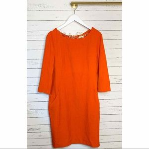 MM LaFleur Etsuko Dress In Chilli Flake